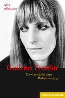 Alex Aßmann: Gudrun Ensslin, Buch