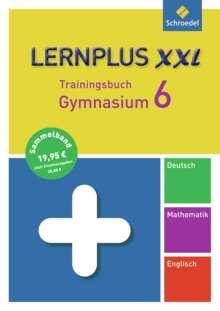 Rainer Hild: Lernplus XXL - Trainingsbuch Gymnasium. 6. Schuljahr, Buch