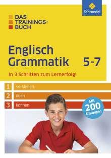 Lara Jost: Das Trainingsbuch 5 - 7. Englisch Grammatik, Buch