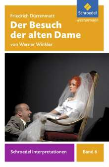 Friedrich Dürrenmatt: Der Besuch der alten Dame, Buch