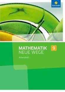 Mathematik Neue Wege SI 9. Arbeitsheft. Nordrhein-Westfalen, Buch
