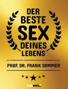 Frank Sommer: Der beste Sex deines Lebens, Buch