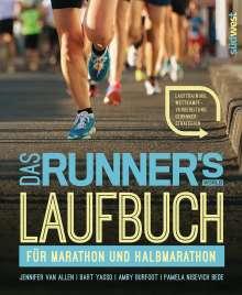 Jennifer Van Allen: Das Runner's World Laufbuch für Marathon und Halbmarathon, Buch