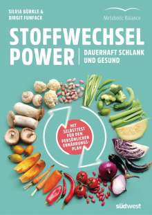 Silvia Bürkle: Stoffwechsel-Power, Buch