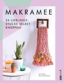 Amy Mullins: Makramee, Buch