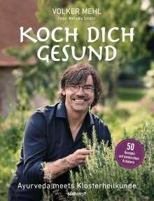 Volker Mehl: Koch dich gesund, Buch