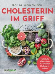 Michaela Döll: Cholesterin im Griff, Buch