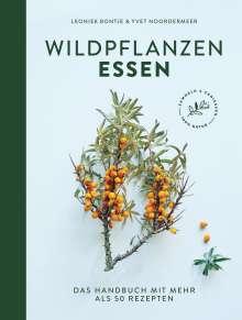 Leoniek Bontje: Wildpflanzen essen, Buch