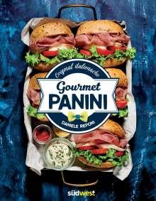 Daniele Reponi: Original italienische Gourmet Panini, Buch