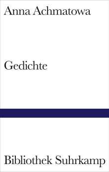 Anna Achmatowa: Gedichte, Buch