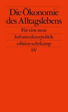 Foundational Economy Collective: Die Ökonomie des Alltagslebens, Buch