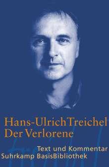 Hans-Ulrich Treichel: Der Verlorene. Text und Kommentar, Buch