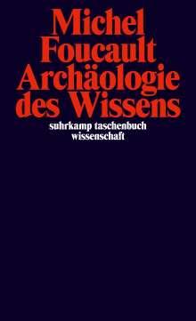 Michel Foucault: Archäologie des Wissens, Buch