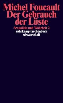 Michel Foucault: Sexualität und Wahrheit 2. Der Gebrauch der Lüste, Buch