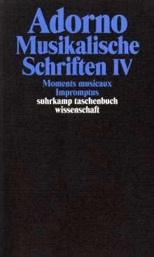 Theodor W. Adorno: Gesammelte Schriften in 20 Bänden, Buch