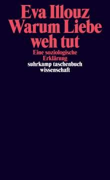 Eva Illouz: Warum Liebe weh tut, Buch