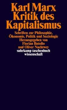 Karl Marx: Kritik des Kapitalismus, Buch