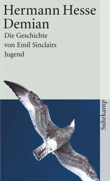 Hermann Hesse: Demian, Buch