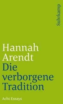 Hannah Arendt: Die verborgene Tradition, Buch