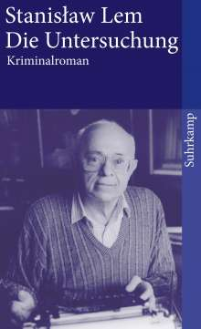 Stanislaw Lem: Die Untersuchung, Buch