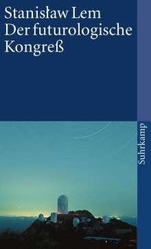 Stanislaw Lem: Der futurologische Kongreß, Buch