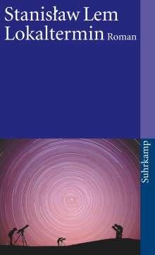 Stanislaw Lem: Lokaltermin, Buch