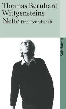 Thomas Bernhard: Wittgensteins Neffe, Buch