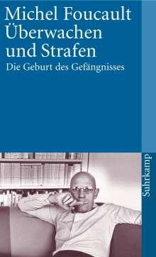 Michel Foucault: Überwachen und Strafen, Buch