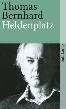 Thomas Bernhard: Heldenplatz, Buch