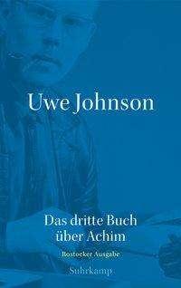 Uwe Johnson: Das dritte Buch über Achim, Buch