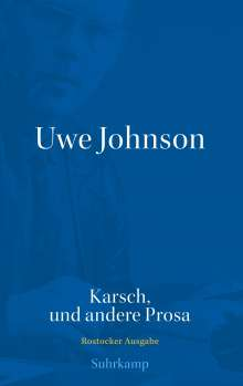 Uwe Johnson: Werkausgabe in 43 Bänden, Buch
