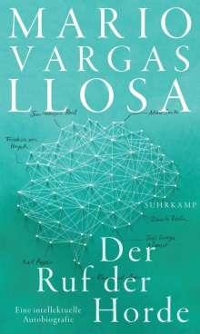 Mario Vargas Llosa: Der Ruf der Horde, Buch