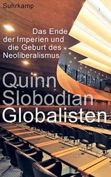 Quinn Slobodian: Globalisten, Buch