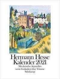 Hermann Hesse: Hermann Hesse Kalender 2021, Kalender