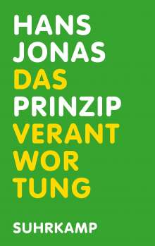 Hans Jonas: Das Prinzip Verantwortung, Buch