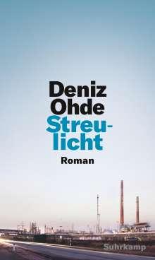 Deniz Ohde: Streulicht, Buch
