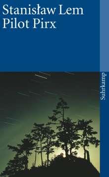 Stanislaw Lem: Pilot Pirx, Buch