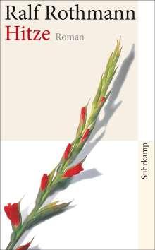 Ralf Rothmann: Hitze, Buch
