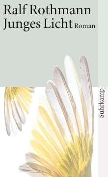 Ralf Rothmann: Junges Licht, Buch