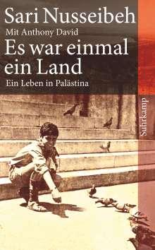 Sari Nusseibeh: Es war einmal ein Land, Buch