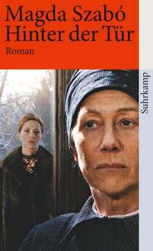 Magda Szabó: Hinter der Tür, Buch