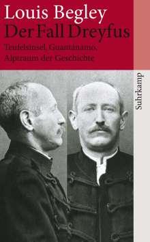 Louis Begley: Der Fall Dreyfus, Buch