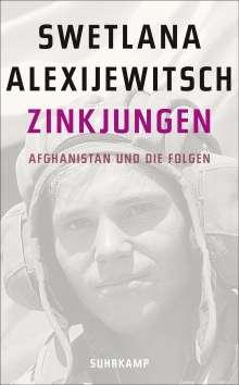 Swetlana Alexijewitsch (geb. 1948): Zinkjungen, Buch