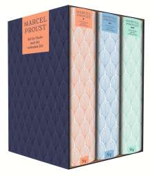 Marcel Proust: Auf der Suche nach der verlorenen Zeit, Buch