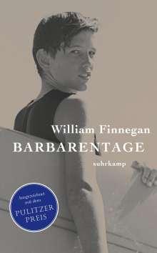 William Finnegan: Barbarentage, Buch