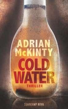 Adrian Mckinty: Cold Water, Buch