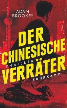 Adam Brookes: Der chinesische Verräter, Buch