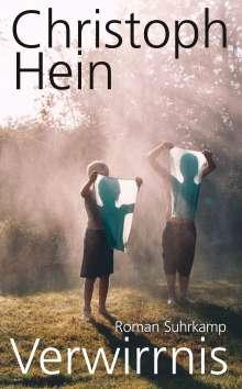 Christoph Hein: Verwirrnis, Buch