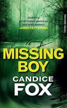 Candice Fox: Missing Boy, Buch