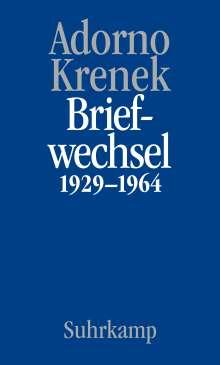 Theodor W. Adorno: Briefe und Briefwechsel, Buch